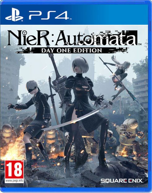 Игра Nier : Automata (PS4)