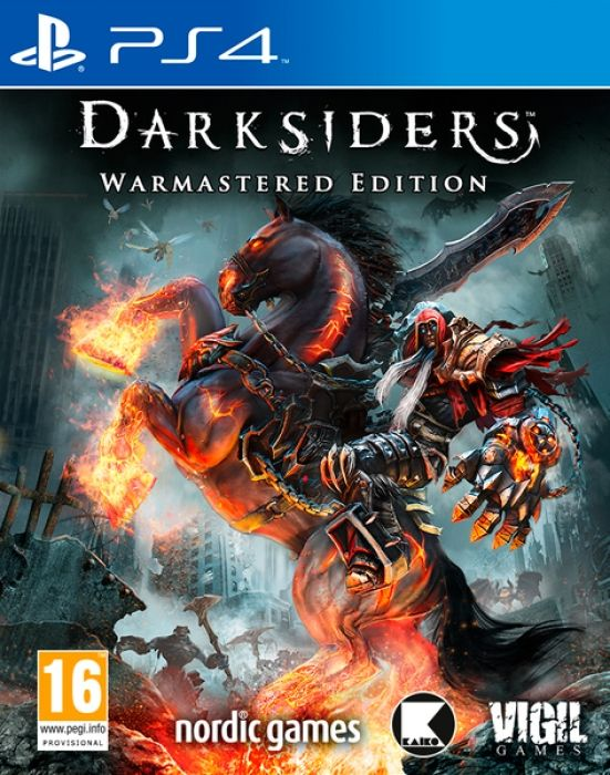 Игра Darksiders Warmastered Edition (PS4)