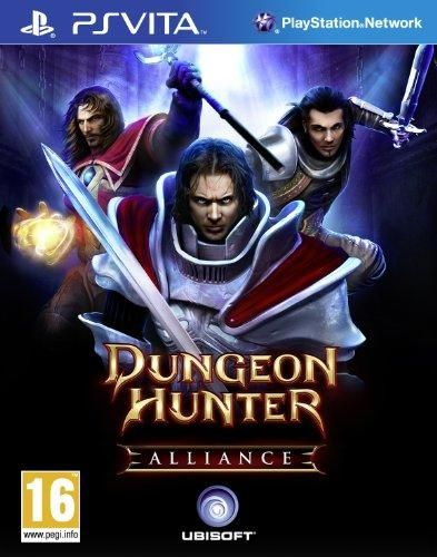 Игра Dungeon Hunter Alliance (PS Vita)