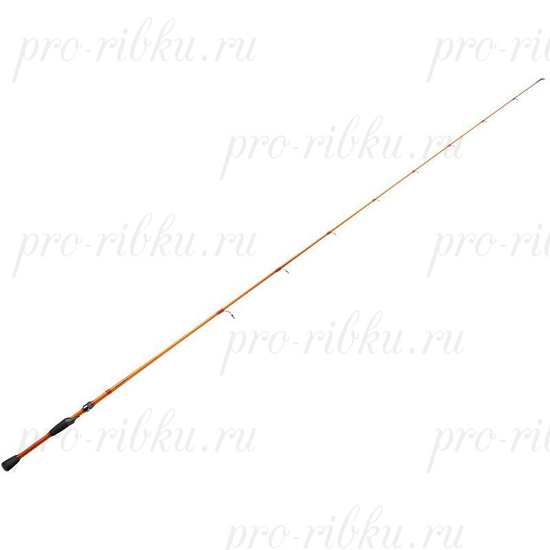 Спиннинг Carrot Stix Original LTX 219 см, 1 секция, 5-18 гр, вес 135 гр, Fast