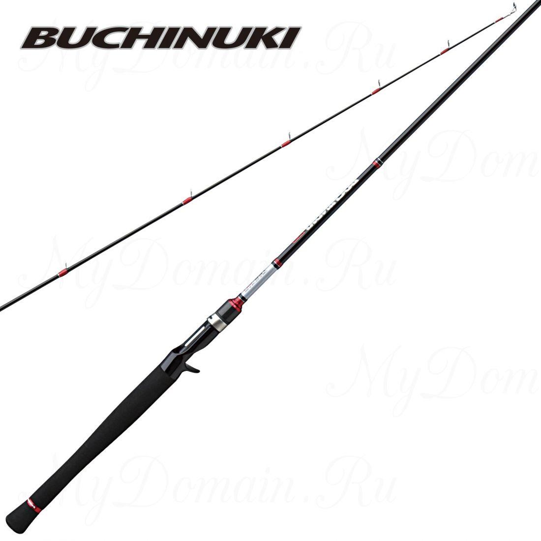 Удилище кастинговое Prox Buchinuki BC-2-722MH 220 cм, 2 секции, 10-40 гр, вес 142 гр, транспортная длина 114 см.