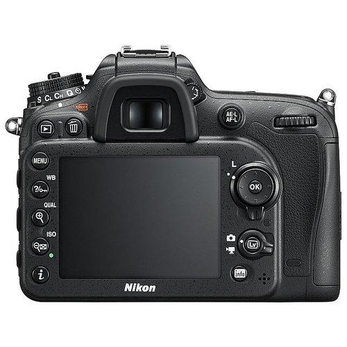 Nikon D7200 kit 18-105 VR