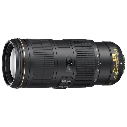 Nikon 70-200mm f/4G ED VR AF-S Nikkor