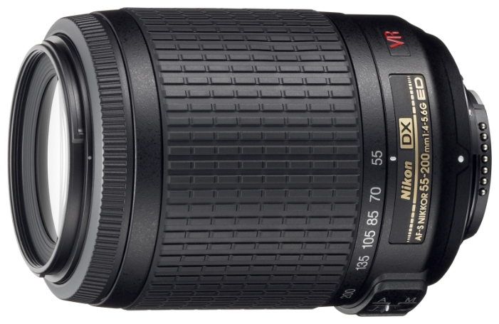 Nikon 55-200mm f/4-5.6G AF-S DX IF-ED Zoom-Nikkor