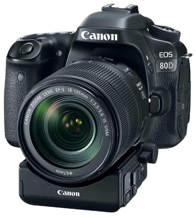 Canon EOS 80D kit 18-135 IS USM (nanu)