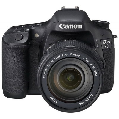 Canon EOS 7D Kit 15-85 IS USM
