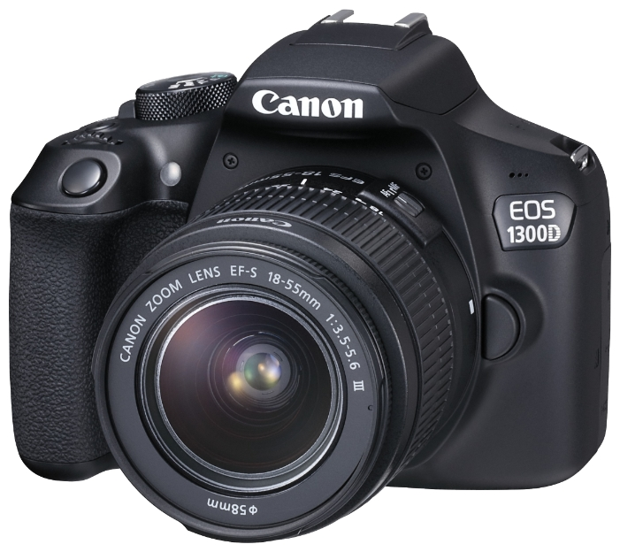 Canon EOS 1300D kit 18-55mm f/3.5-5.6 III