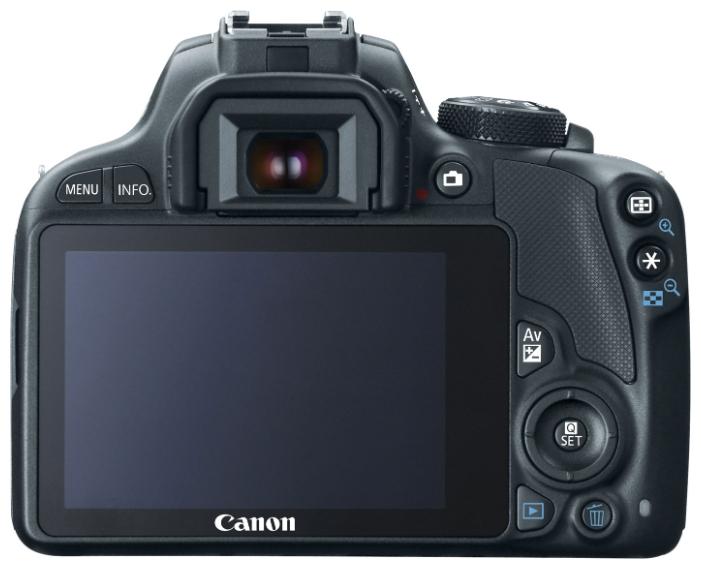 Canon EOS 100D Kit 18-55 is stm