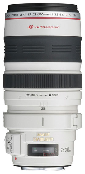 Canon EF 28-300mm f/3.5-5.6L IS USM(japan)