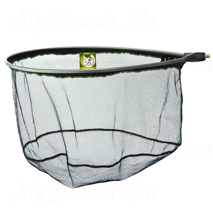 Подсак без ручки Browning Landing Net Сommercial King, размеры обруча 45*35*28 см, ячейка 2X4 мм.