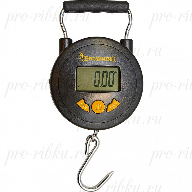Весы электронные Browning Digital Match Scales, до 25 кг., с рулеткой.