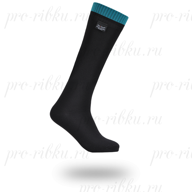 Гольфы водонепроницаемые DexShell Waterproof Overcalf socks утепленные дышащие размер 39-42 (M)