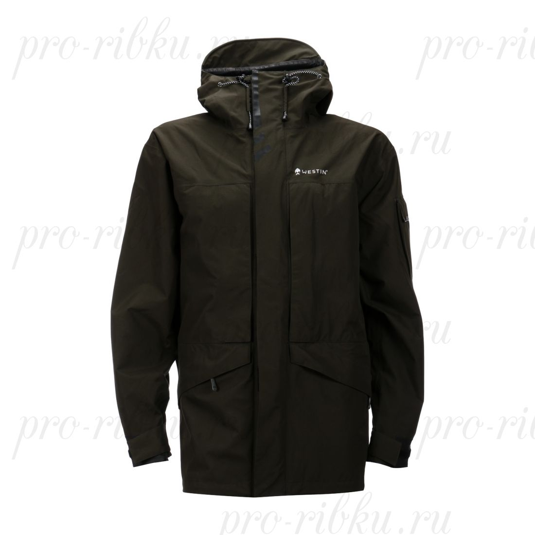 Куртка Westin W3-LAYER Jacket Rifle Green размер M