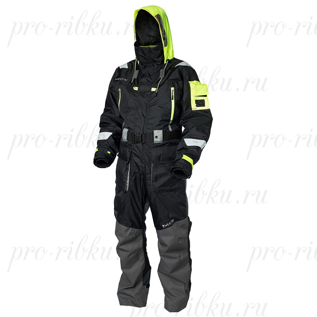 Костюм Westin W4 Flotation Suit Jetset Lime размер XL