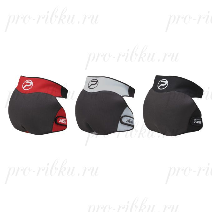 Накладка Prox LOW REBOWND HIP GUARD черно-красный