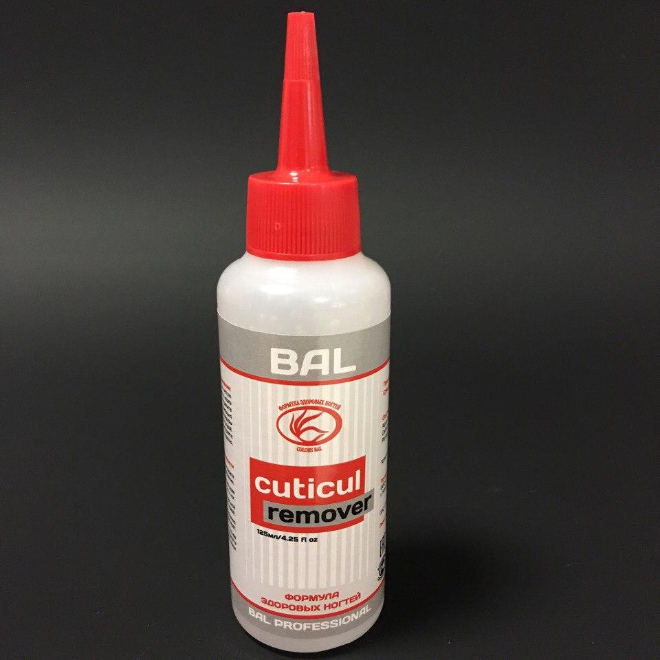 BAL. Средство для удаления кутикулы гелеобразное 125мл