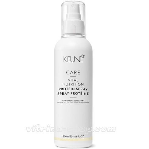 KEUNE Протеиновый кондиционер-спрей Основное питание / CARE Vital Nutr Protein Spray, 200 мл. (21329) Кёне