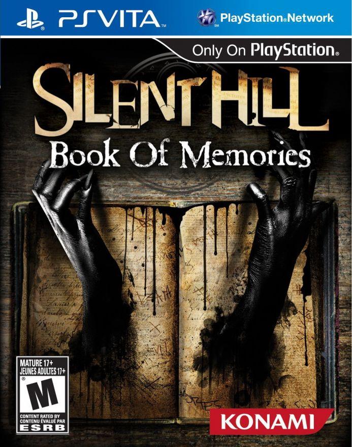 Игра Silent Hill Book of Memories (PS Vita)