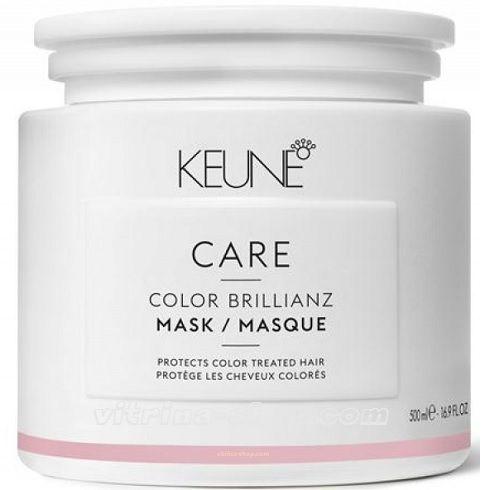 KEUNE Маска Яркость цвета / CARE Color Brillianz Mask, 500 мл. (21342) Кёне