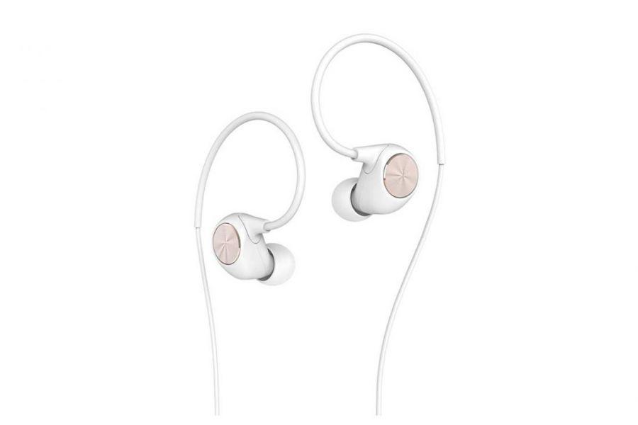 Стерео-наушники LeEco Reverse In-Ear Headphones белые