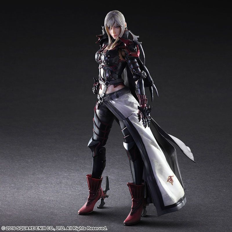 Фигурка Final Fantasy XV - Play Arts Kai Aranea Highwind