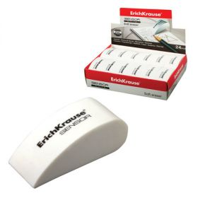 Ластик ERICH KRAUSE Sensor White/24 35532