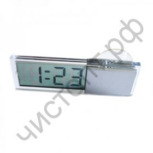 Часы на присоске VST001 +дата