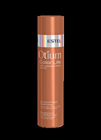 Деликатный шампунь для окрашенных волос ESTEL OTIUM Color life, 250 мл