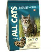 ALL CATS Корм для кошек (400 г)