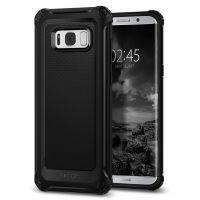 Чехол Spigen Rugged Armor Extra для Samsung S8+ черный
