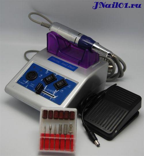Машинка для аппаратного маникюра, педикюра DR-278 20 тыс оборотов