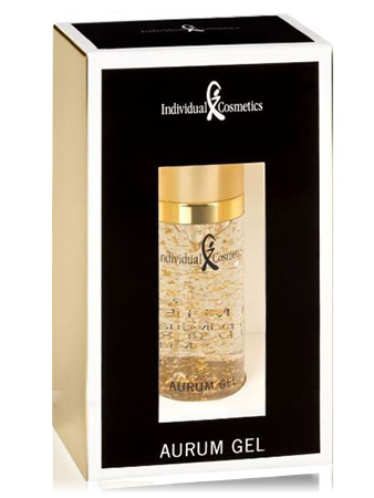 Individual Cosmetics Specials Гель-сыворотка с золотом
