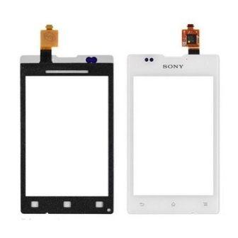 Сенсорное стекло (тачскрин) для Sony Xperia E