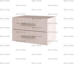 Тумба прикроватная Сабрина 2 (Спальня) (58х42х37)