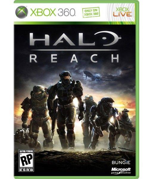 Игра Halo Reach (Xbox 360)