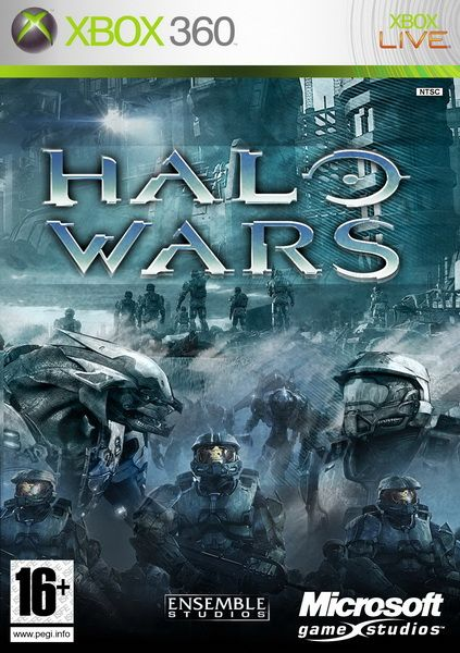 Игра Halo Wars (Xbox 360)