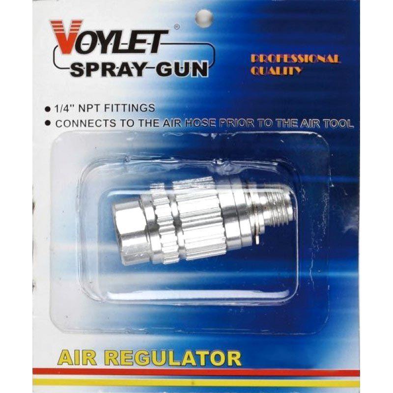 """Voylet JF-1/4"""" Voylet Регулятор нижний входной к краскопульту"""