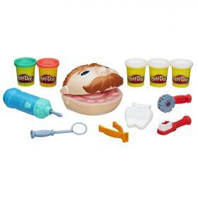 """Play-Doh набор с пластилином """"Мистер Зубастик"""" B5520EU4"""