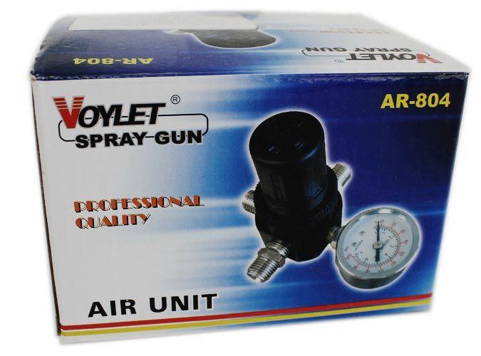 Voylet AR804 Voylet Регулятор давления с манометром