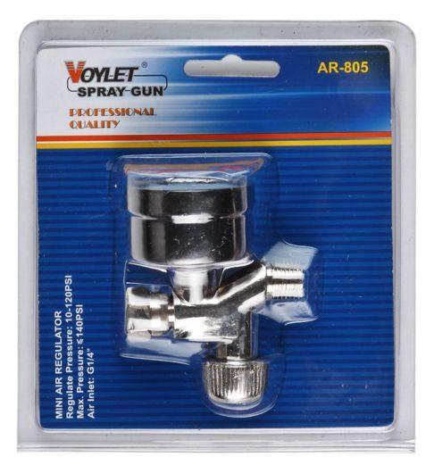 Voylet AR805 Voylet Регулятор давления с манометром
