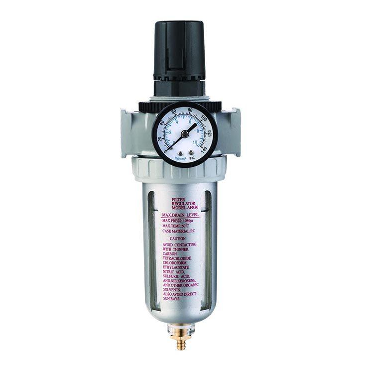 Voylet Фильтр-влагоотделитель AFR80 Voylet с регулятором давления