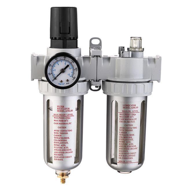 Voylet Фильтр-влагоотделитель AFRL80 Voylet с регулятором давления