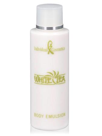 Individual Cosmetics White Tea Анти-эйдж эмульсия для тела