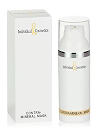 Individual Cosmetics Contra Маска-мусс с лечебным мелом