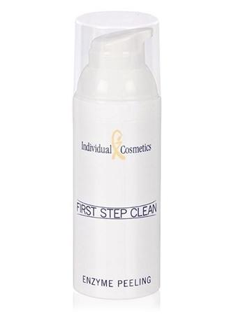 Individual Cosmetics First Step Clean Энзимный пилинг