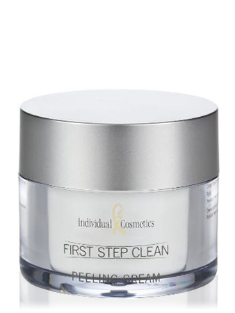 Individual Cosmetics First Step Clean Cream Кремовый скраб