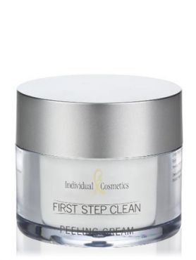 Individual Cosmetics First Step Clean Cream Кремовый скраб