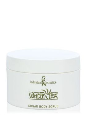 Individual Cosmetics White Tea Сахарный скраб для тела