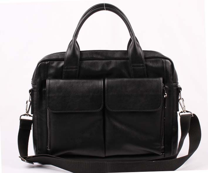 Мужская сумка из экокожи
