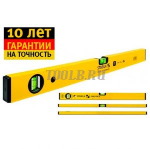 STABILA 70 50см (1верт.,1гориз.,точн.0,5 мм/м) - уровень строительный